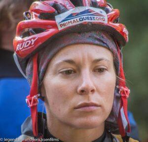 Race Director Katie Ferrington