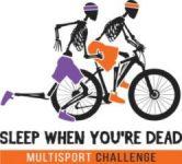 Sleep When Youre Dead logo